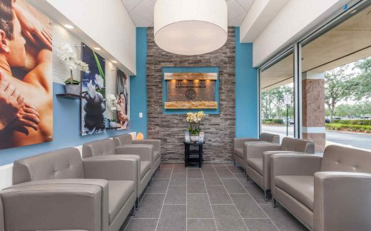 Hand And Stone Weston Commercial Construction Project